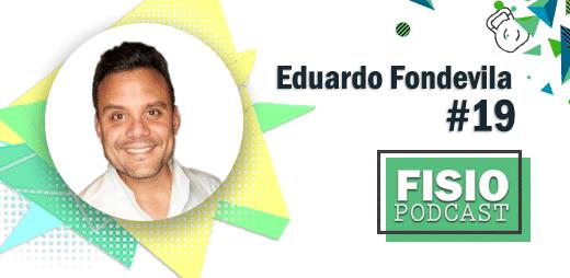 FisioPodcast Portada #19 Sesgo, Heurística y Gestión de Riesgo en Fisioterapia, con Eduardo Fondevila (2/3)