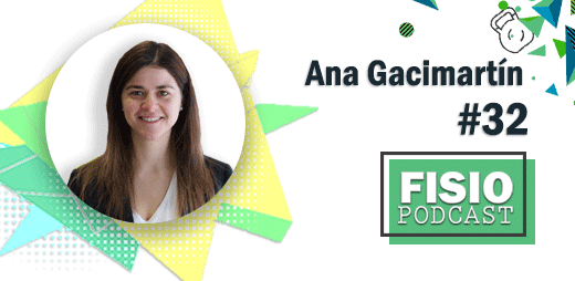 #32 Fisioterapia en lesiones de Ligamento Cruzado Anterior, con Ana Gacimartín (1/2)