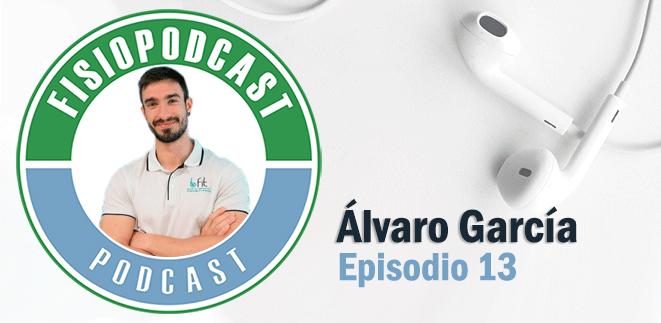 #13 Tendinopatías en Fisioterapia, con Álvaro García Altube (1/3)
