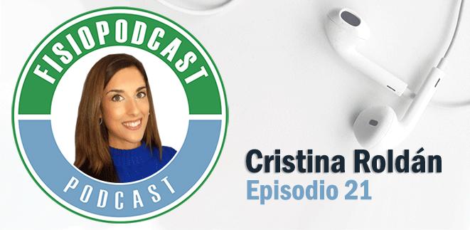 #21 Ejercicio terapéutico y cáncer, con Cristina Roldán (1/2)