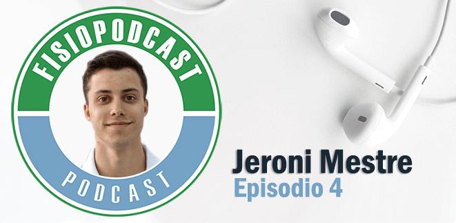 #4 Dolor lumbar en Fisioterapia, con Jeroni Mestre